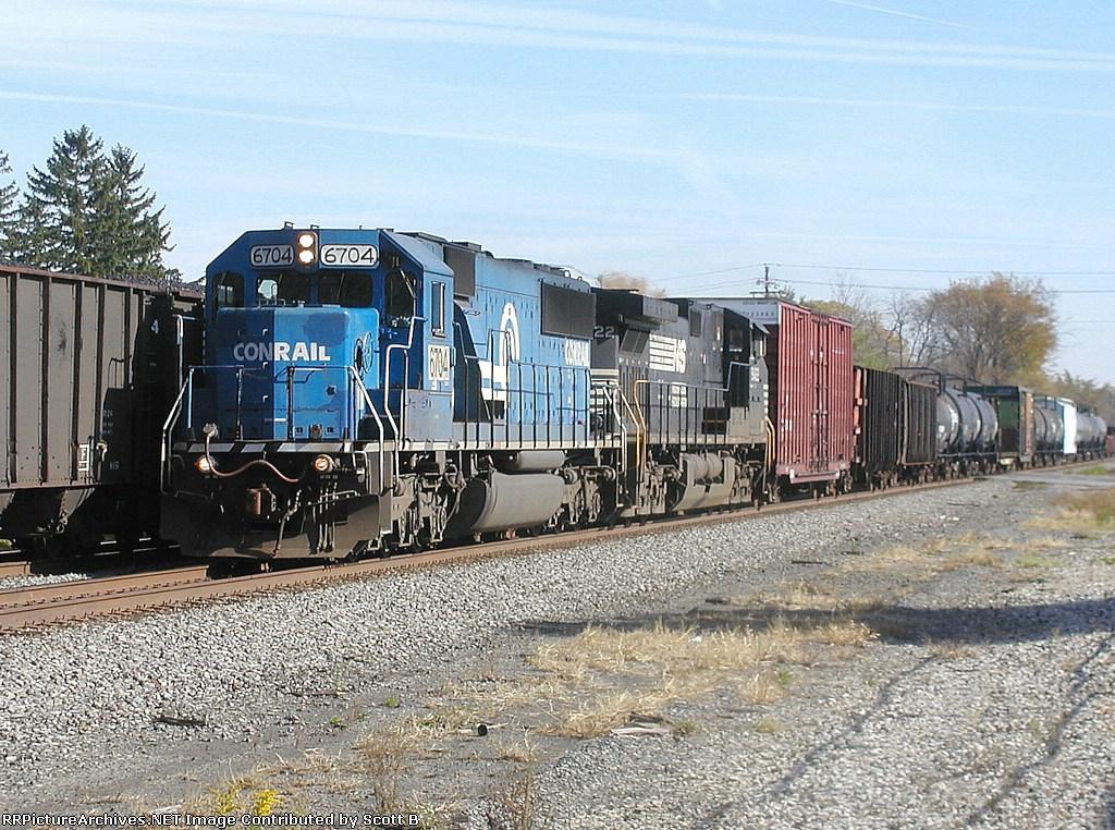 NS 6704 15J