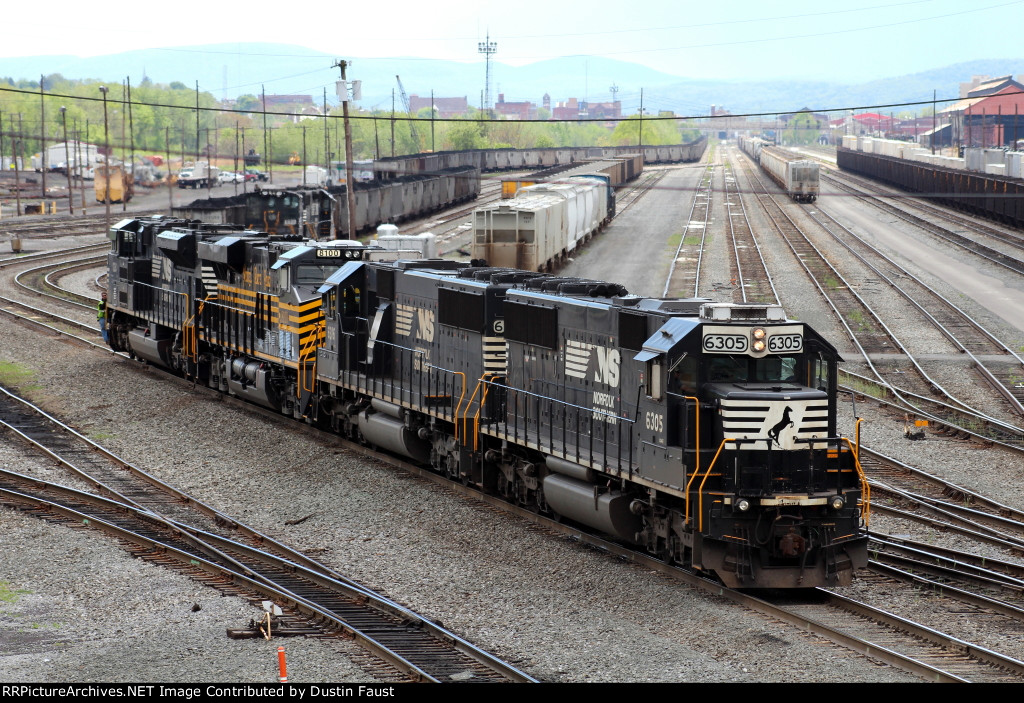 650 Coal Drag with NKP 8100