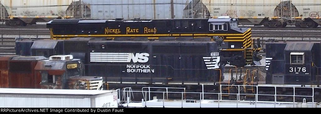 NS 8100 NKP Heritage Unit