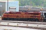 NS 8102 PRR Heritage Unit