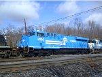 NS 8098 Conrail Heritage Unit