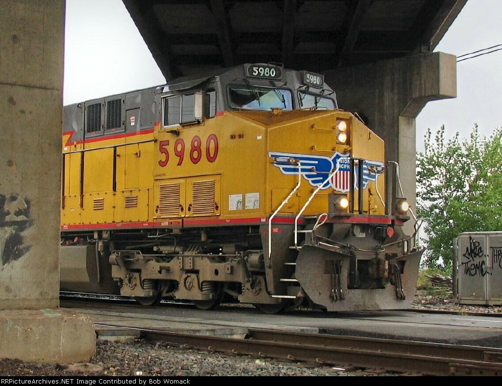 UP 5980