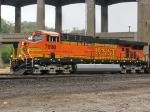BNSF 7698