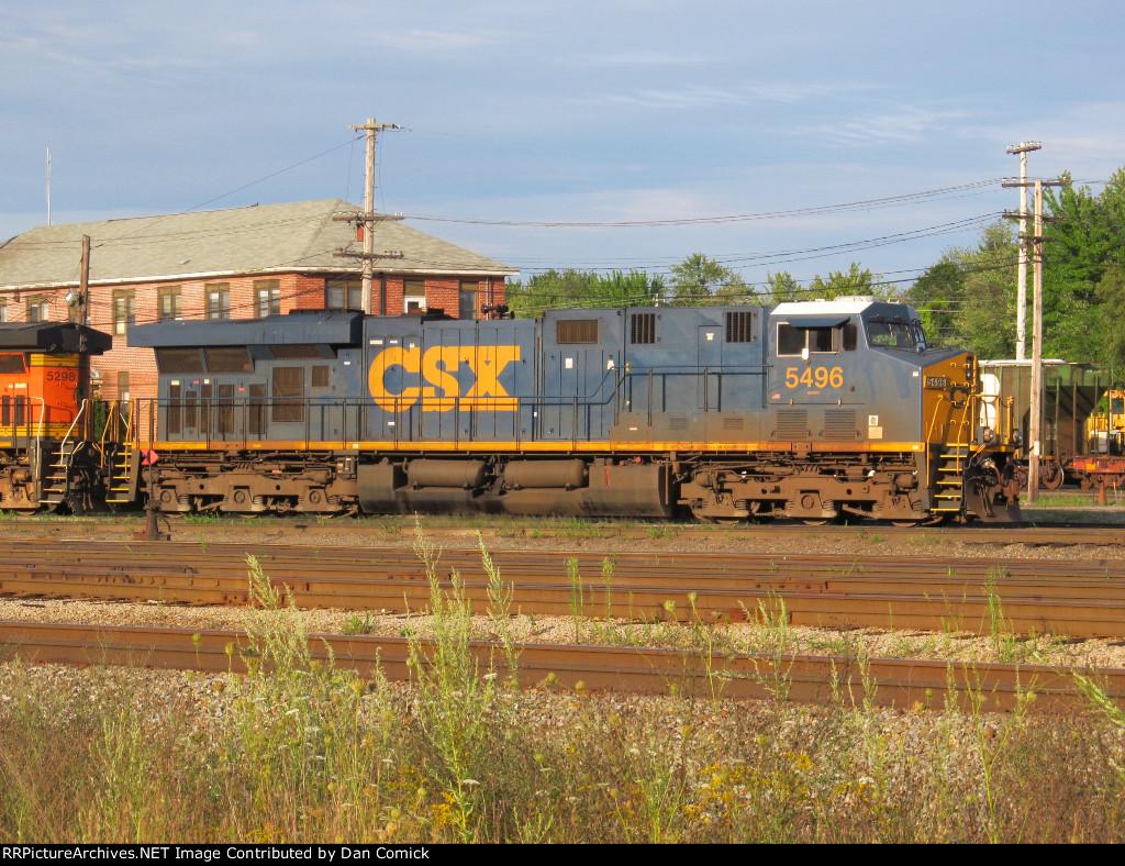 CSX 5496