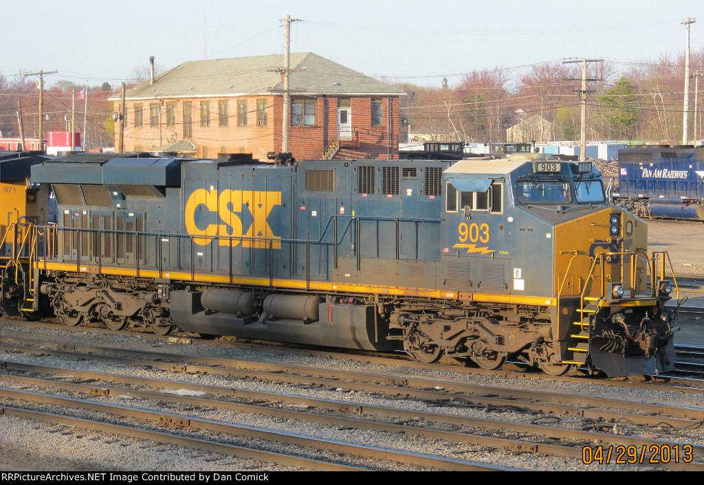 CSX 903