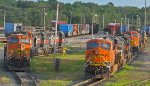 BNSF takes over Rigby Yard