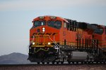 BNSF 6924 heads into the Barstow yard to end Her Day.
