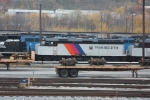 altoona yard ex njt locomotives & ns units