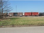 BPRR 16083 16084 Box cars in OH!!!!!!!