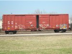 BPRR 16083 Box car in OH!!!!!!!