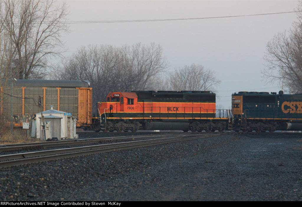 HLCX 7906