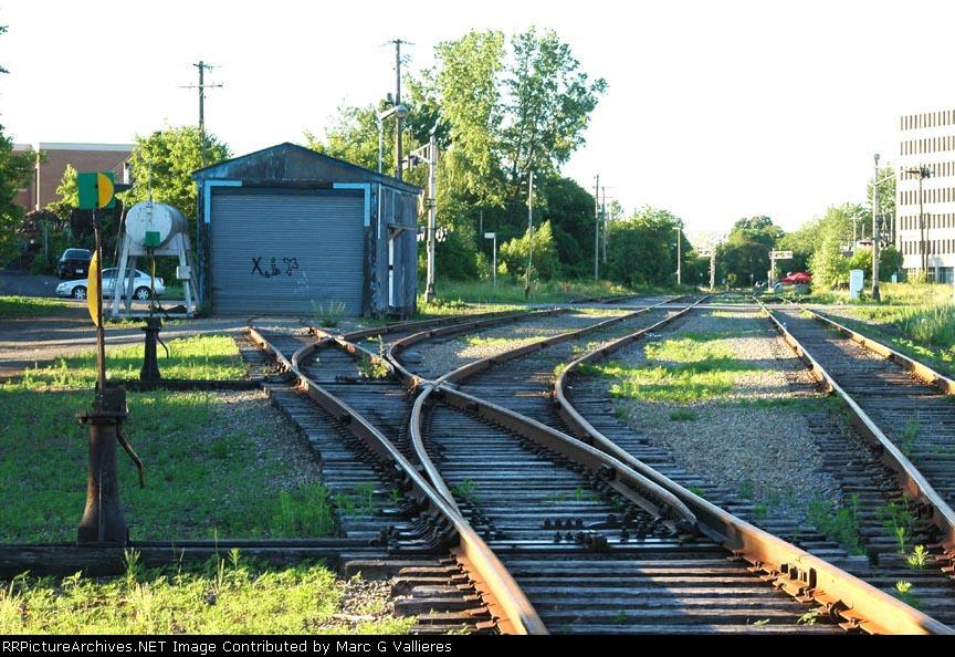 Old CN station