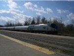 Amtrak #68 the Adirondack