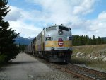 CP 1401 at Lake Louise AB 9-21-2003