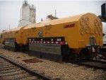 LORAM Rail Grinder