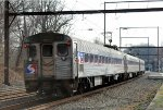 SEPTA Silverliner II 215 on 3449