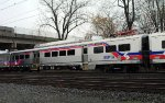 SEPTA Silverliner V 859 on C964-31.