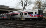 SEPTA Silverliner V 860 on C964-31.