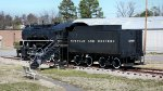 N&W #606 at the museum