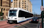 HRT #408 in downtown