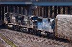 NS 11R heading into Enola Yard