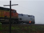 AMTK P42DC 74 & BNSF C44-9W 5481