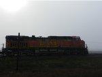 BNSF C44-9W 5481