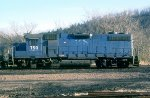 EMDX  GP38-2 750