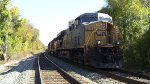 CSX GEVO Idles Near Laurel Racetrack