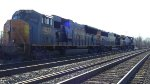 Triple Engine Consist @ Annapolis Junction