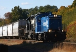 Ex-Conrail Pup Leads NS Local H76 @ 1350 hrs.