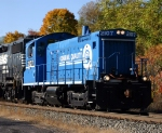 Roster Shot of SW1001 #2107 In Conrail Blue