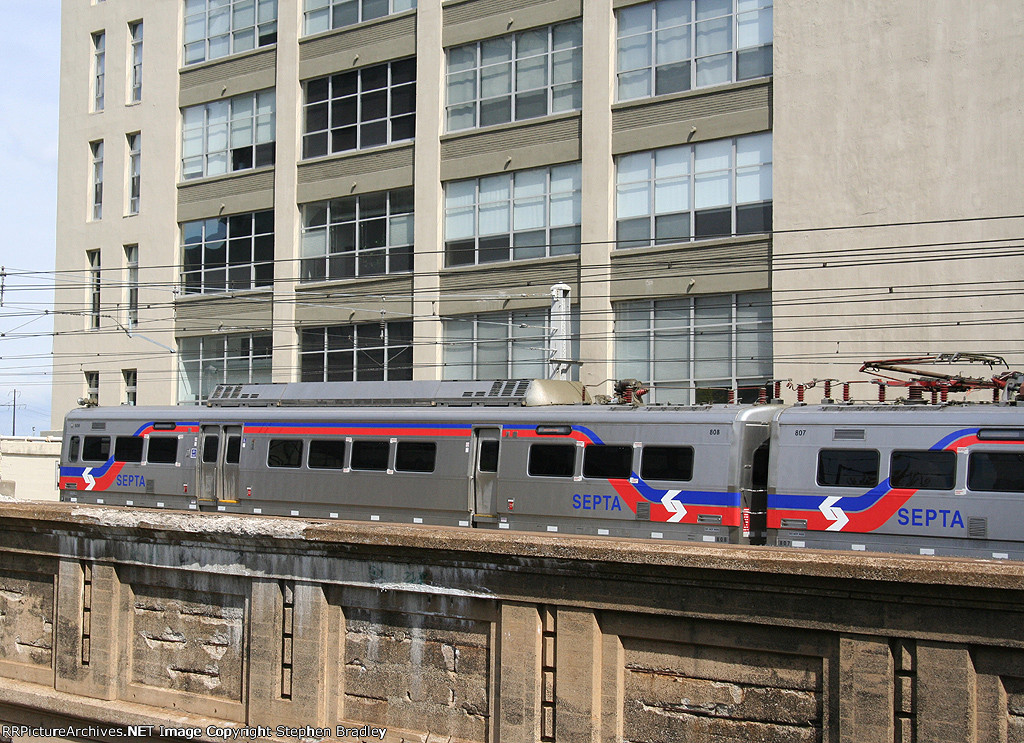 Septa new Silverliners