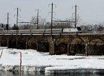 Amtrak train 184