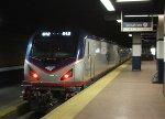 Amtrak 612