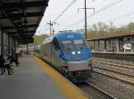 Amtrak train 162