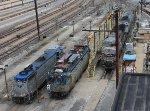 Amtrak engines