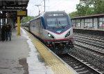 Amtrak train 156