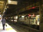 Amtrak MOW train
