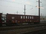 Herzog ballast hopper