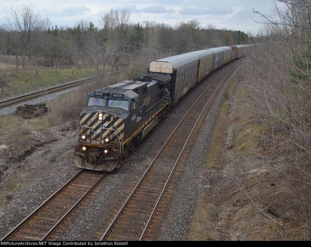 CN E232