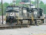 NS 9075  9755 (C40-9W)