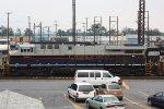 NS 8101 & Enola Yard Gitni