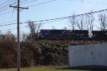 NS 227 EB @ MP:LG 50 W/ NS 6920 The Veterans Dedicated unit