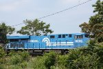 NS 8098 Conrail can-opener heritage unit