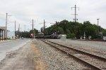 NS 591 passes thru Columbia