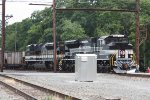 NS NYC 1066 & NS S&A 1065 heritage units