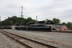 NYC 1066 S&A NS 591 WB @ MP EP 38.4