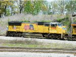 UP 3785  (SD70M)
