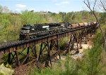 NS 382 Selma-Irondale leg
